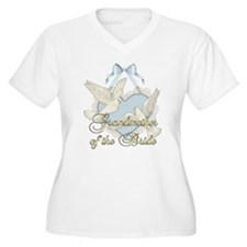 Wedding Doves - Grandmother of Bride T-Shirt