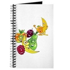 Healthy Happy Fruit Journal