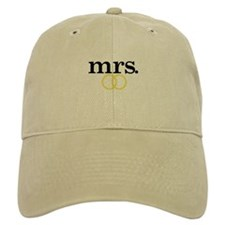 mrs. (with rings) Baseball Cap