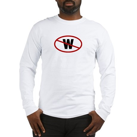 No W. Long Sleeve T-Shirt
