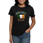 Irish Grils Rock Women's Dark T-Shirt