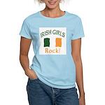 Irish Grils Rock Women's Light T-Shirt