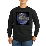 Q.S.A. Long Sleeve Dark T-Shirt