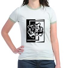 Year of The Tiger Jr. Ringer T-shirt
