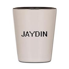 Jaydin Digital Name Design Shot Glass