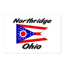 Northridge Ohio Postcards (Package of 8)