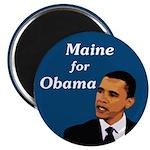 Maine for Barack Obama Magnet