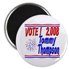 "Vote Tommy Thompson 2.25"" Magnet (10 pack)"