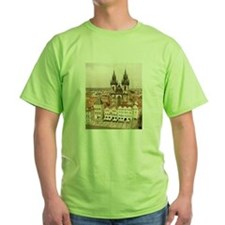 Cute Prague old town T-Shirt
