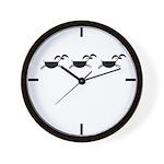 Hopi Mountain Sheep Glyph Wall Clock