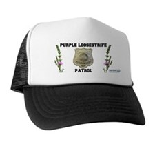Purple Loosestrife Trucker Hat