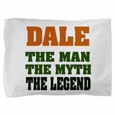 Dale The Legend Pillow Sham
