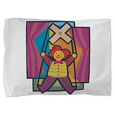 Puppetry Pillow Sham