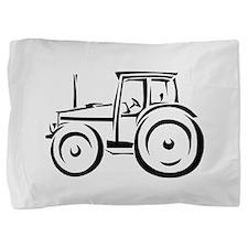 Farm Tractor Pillow Sham