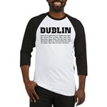 famous places Baseball Jersey
