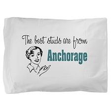 Best Studs Anchorage Pillow Sham