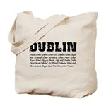 famous places Tote Bag