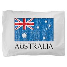 Australia Flag Pillow Sham