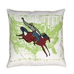 American Cowboy Everyday Pillow