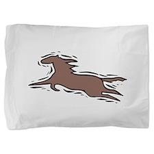Running Horse Pillow Sham