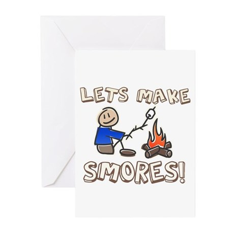 Lets Make SMORES! Greeting Cards (Pk of 10)