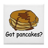 Got pancakes? Tile Coaster