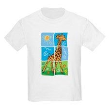 Cute Giraffe T-Shirt