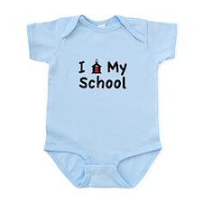 My School Body Suit