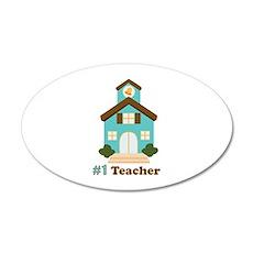 Teacher Wall Decal