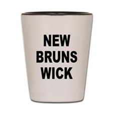 New Brunswick Shot Glass