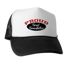 Proud Great Grandfather Trucker Hat