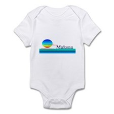 Makena Infant Bodysuit