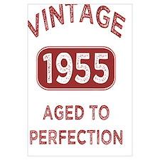 1955 Vintage Distressed
