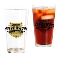 New Girl Julius Pepperwood Drinking Glass
