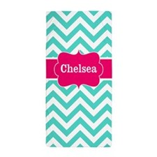 Cute Blue stripe Beach Towel