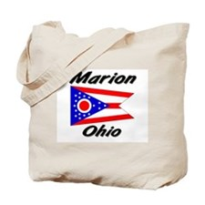 Marion Ohio Tote Bag