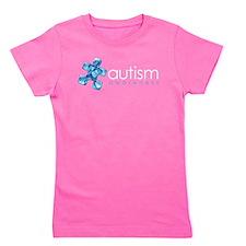 Funny Autism awareness Girl's Tee