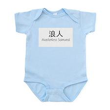 Unique Katana Infant Bodysuit