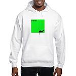 Funny Ferret Hooded Sweatshirt
