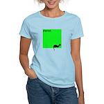 Funny Ferret Women's Light T-Shirt