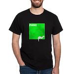Funny Ferret Dark T-Shirt