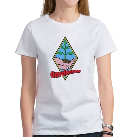 Gardener Women's T-Shirt for Garden Lovers