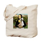 Mona Lisa (new) & Saluki Tote Bag
