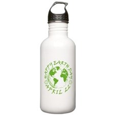 Earth Day Celebration 1 Water Bottle