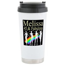 45 AND FABULOUS Travel Mug