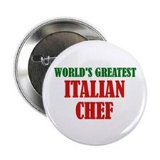 Greatest Italian Chef Button