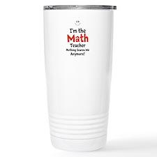 Im the Teacher Travel Mug
