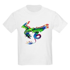 Flying Dragon Kids T-Shirt