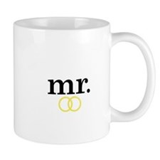 Cute Mr mrs Mug