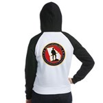 Georgia Carry Women's Raglan Hoodie